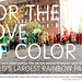 Your Official Invite: World's Largest Rainbow Parade!