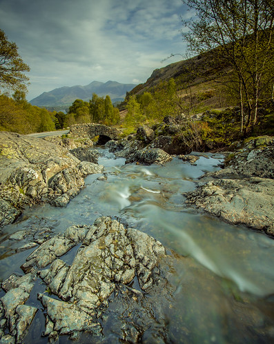 Ashness Bridge, Lake District.