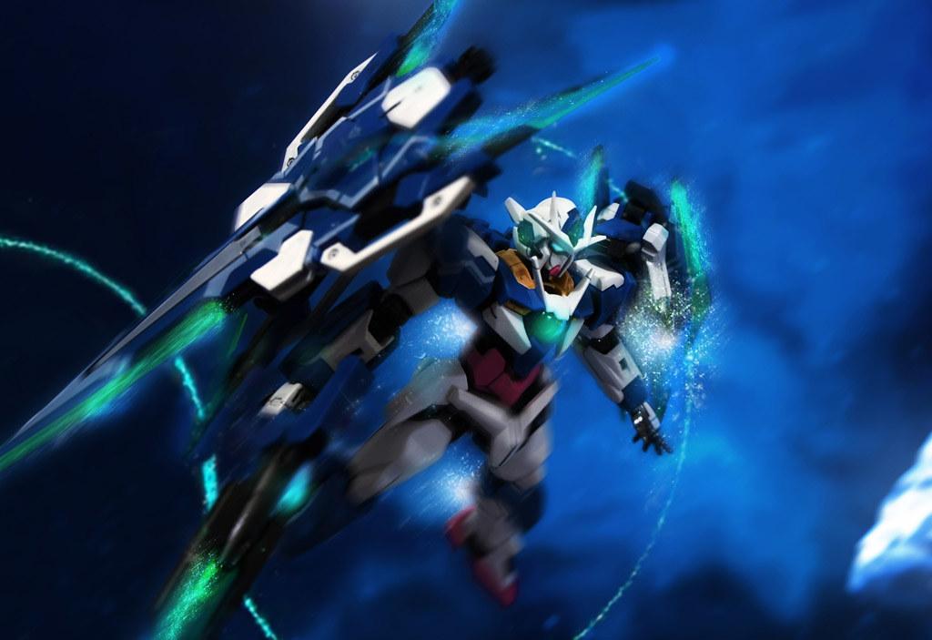HG Gundam 00Q Full-Saber