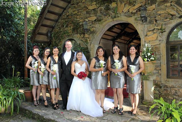 Kristopher peralta wedding