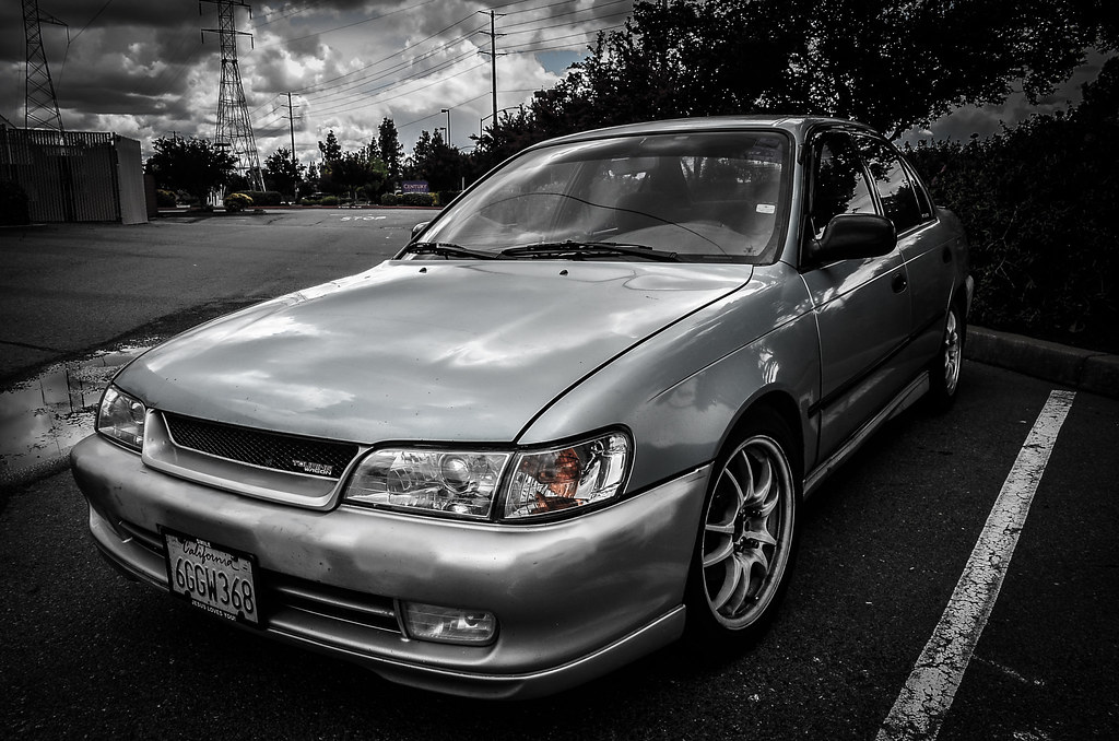 KennyDang91's Corolla 95 (Warning: Tons of pics on page 1) 7075241319_8a2a5c0885_b