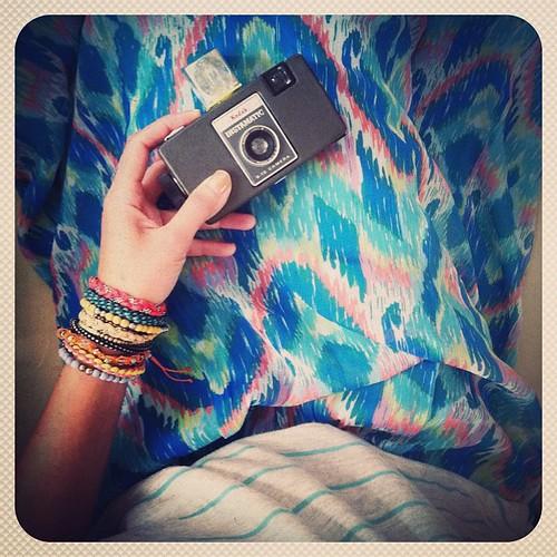 Kodak Instamatic s-10 camera #neoretrogizmos