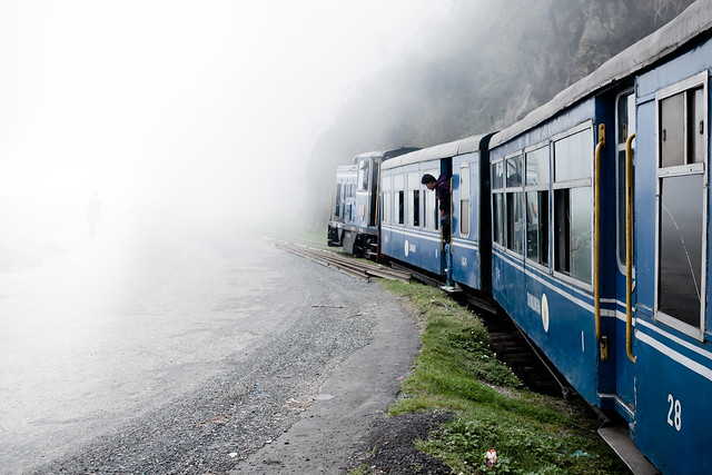 Himalayan Railway, Kurseong, India.