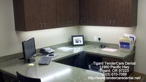Tigard TenderCare Dental 11960 Pacific Hwy Tigard, OR 97223 (503) 670-7088