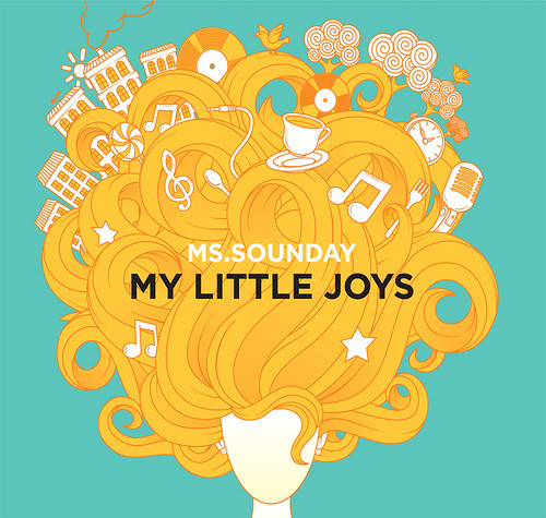 ms. Sounday - My little joys (2012) MP3