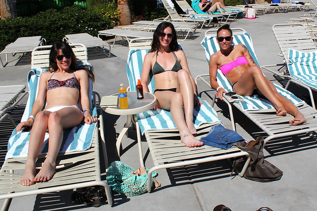 Ladiess @ Coachella