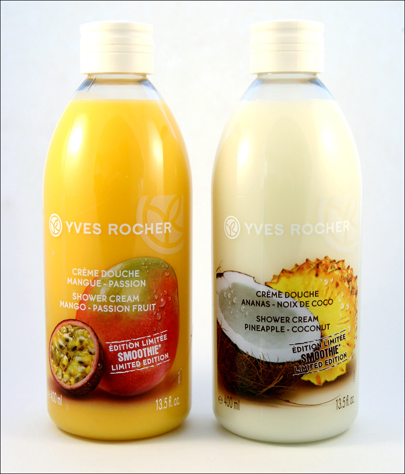 yves rocher smoothie