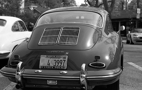 Porsche 356 S (Coffee and Classics)