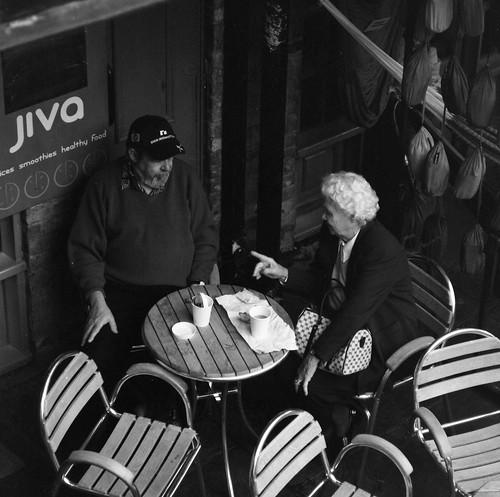 Elderly people by phototobi78