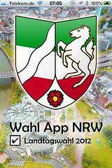 Wahl App NRW