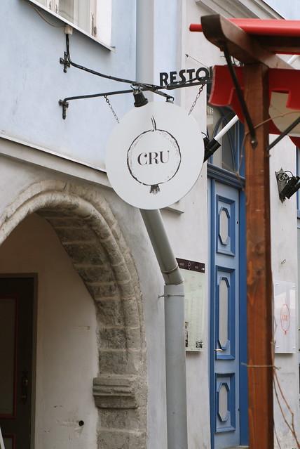 restoran Cru, Tallinn