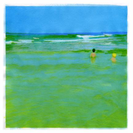 Green Beach, 2005