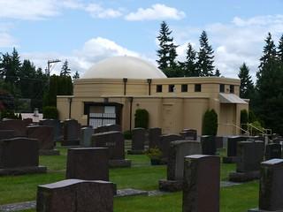 Fani Rosenbaum Memorial Chapel, Herzl Memorial Park