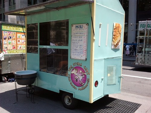 greek food cart resize