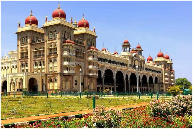 Mysore Palace  In Karnataka