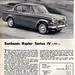 Sunbeam Rapier Series IV Road Test 1964 (1) by Trigger's Retro Road Tests!