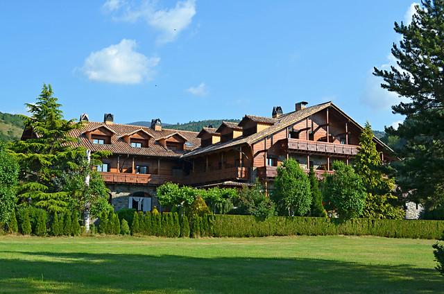 Hotel Grevol, Llanars, Girona