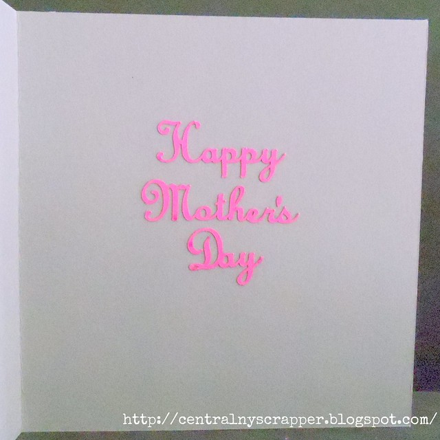 Mother's Day 2014 - inside