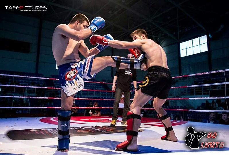 Νικος Παραμυθιώτης Fight Club Γαλάτσι No Limits 23