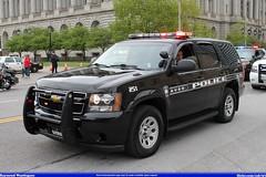 Avon Ohio Police Chevrolet Tahoe