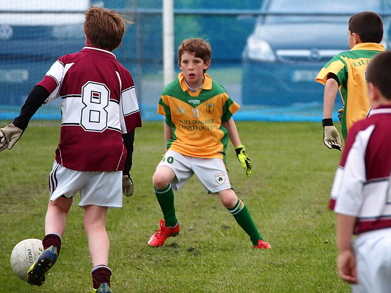 Kildangan U11 V Ballykelly May 14