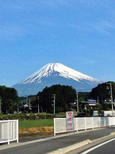 Mt.Fuji 富士山 5/19/2014