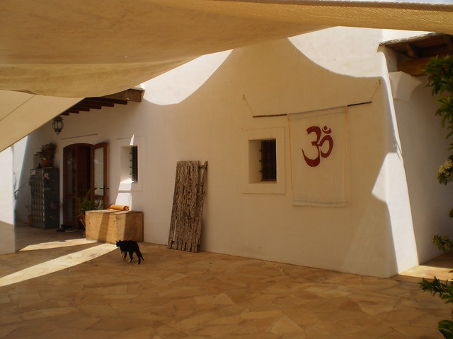 The Lotus Pad, Ibiza retreat location