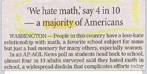 Muricuns Hate Math
