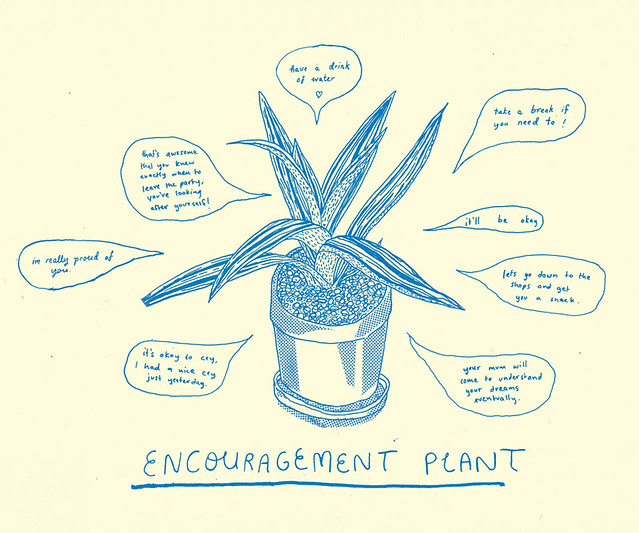 Encouragement Plant