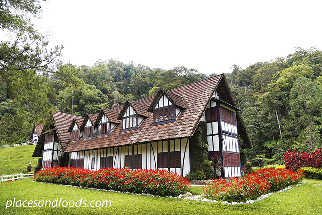 lakehouse cameron highlands side view