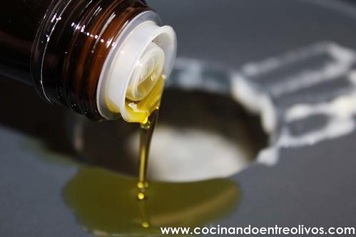 Ajoblanco de chirimoya y Cocinando entre olivos en Tg7 (14)
