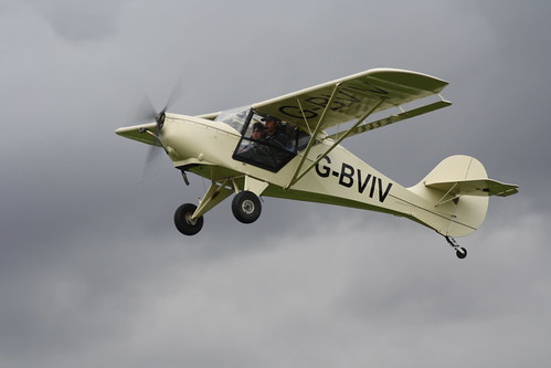 G-BVIV Speed Wing Sywell