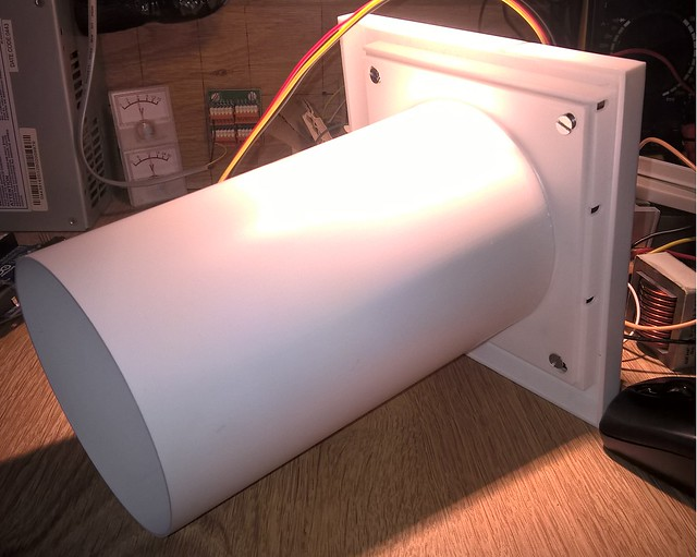 air purifier partial mount
