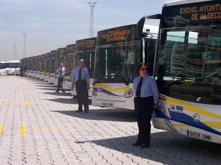 autobus ctm 1bus 12