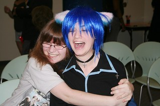 Anime Club Cosplay 2011