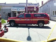 FDNY Safety Battalion
