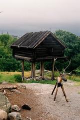 Hut of Baba Yaga