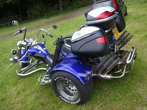 Boom Trike Motorbikes - 2005