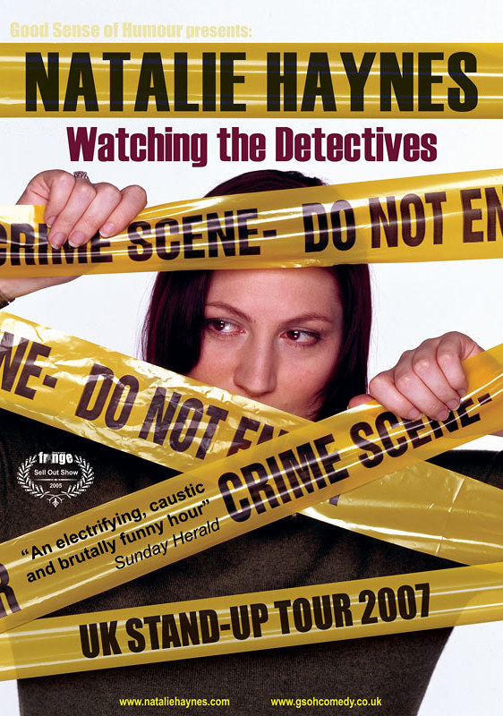 Natalie Haynes: Watching the Detectives
