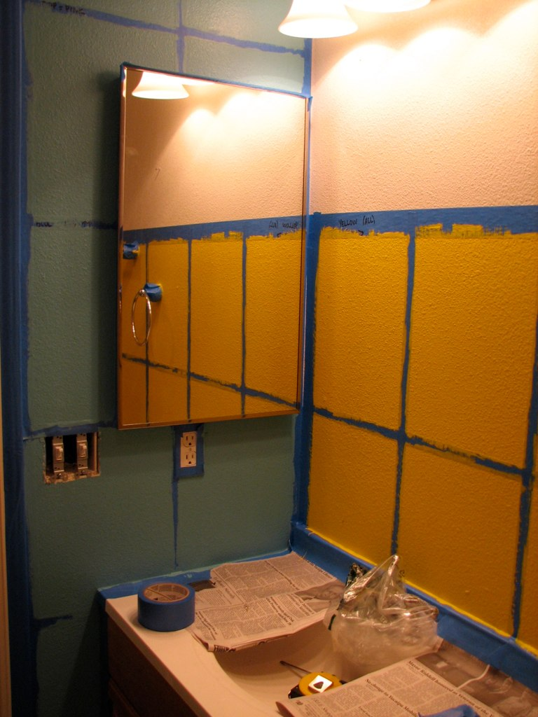 Painting the d-block and s-block