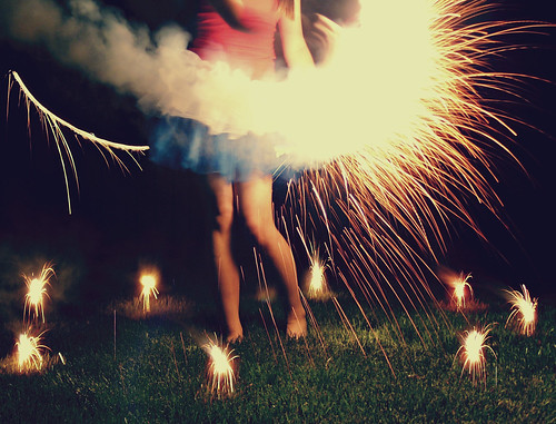 'cause baby you're a firework by {she tells stories}