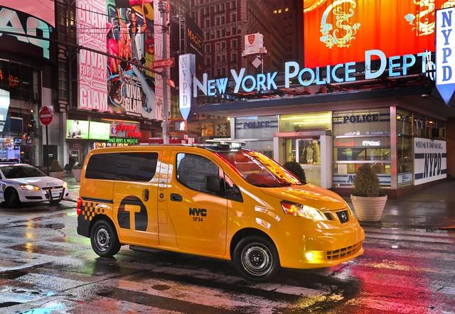 Nissan Taxi del Mañana
