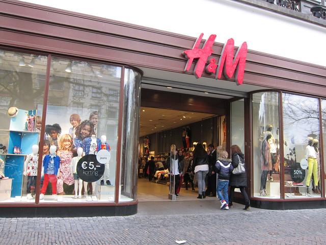 H&M Utrecht