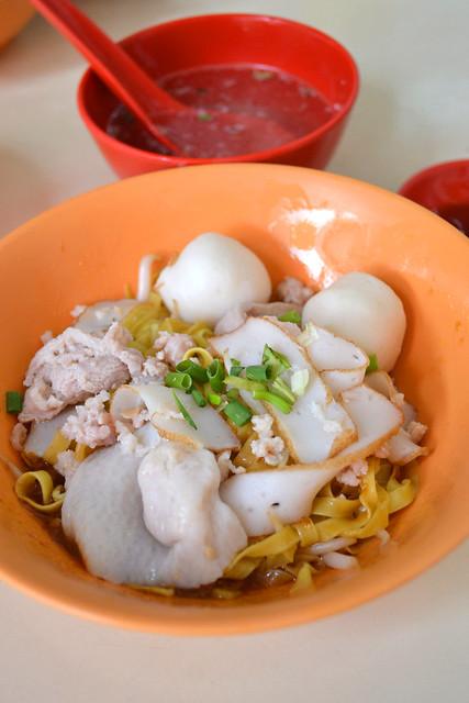 Jalan Tua Kong Lau Lim Mee Pok