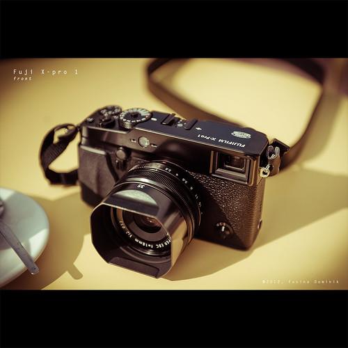 Fuji X-Pro 1 |