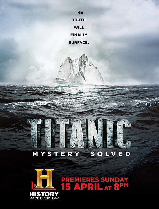 Titanic key art