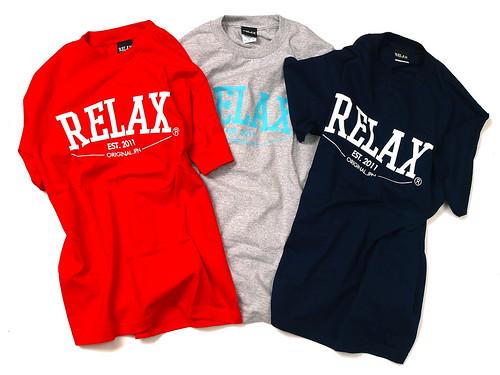 RELAX Original / Basic Logo Tee