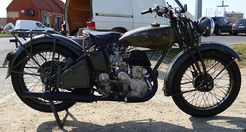 Norton WD16H (1944)
