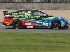 Dunlop British Touring Car Championship, Donington Park, Sunday 15th April 2012.