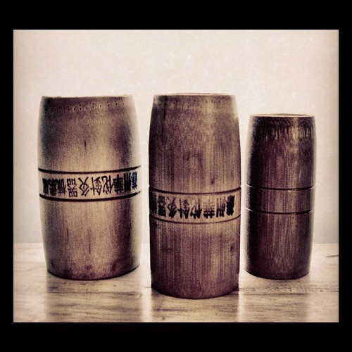 bamboocups by Nature Morte